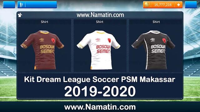 Kit Dream League Soccer PSM Makassar