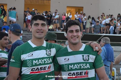 José Correa, Ramiro Guzmán, Gonzalo García Ascárate, Mauro Sarmiento, Martín Núñez y Miguel Meyer
