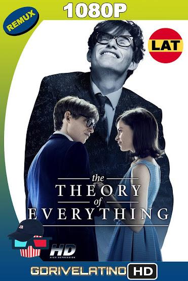 La Teoría del Todo (2014) BDRemux 1080p Latino-Ingles MKV