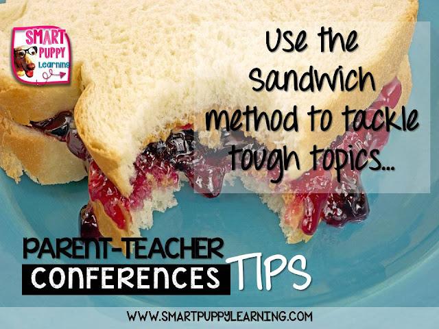 parent teacher conference tips