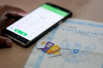 Cara Registrasi Ulang Kartu Simpati, As dan Loop Telkomsel