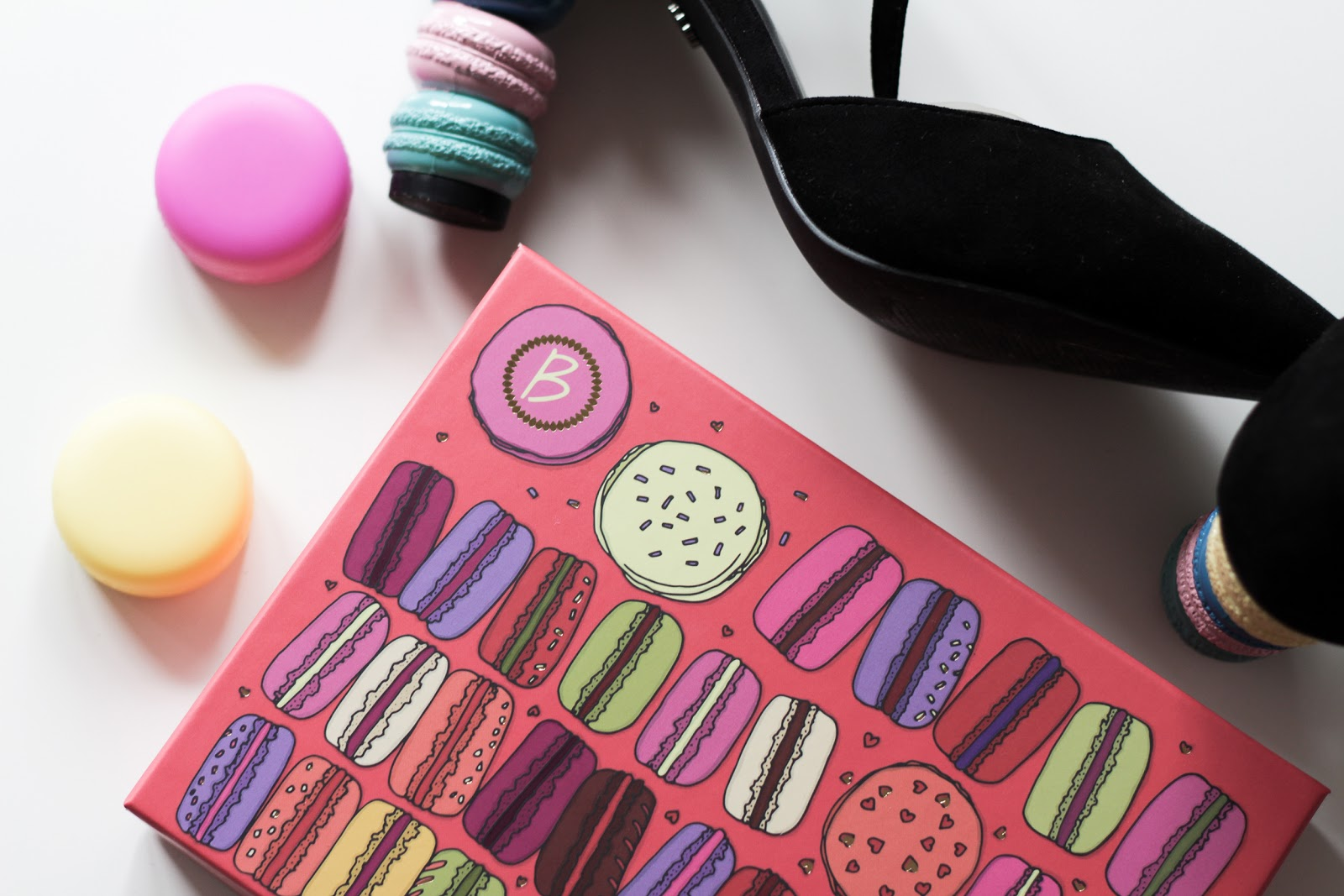 Beautiful Box Macarons: scopriamo i nuovi prodotti make-up!