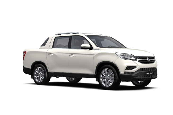 SsangYong Musso II (2019) - Couleurs / Colors