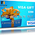 Win $100 prepaid Visa Gift Card