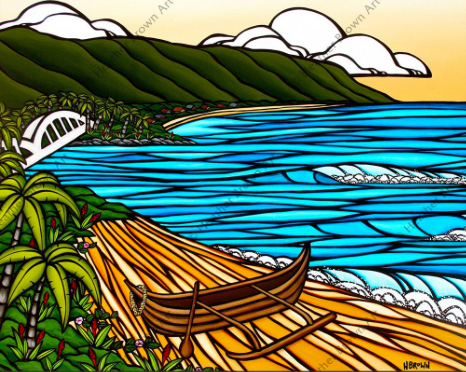 north shore oahu artist