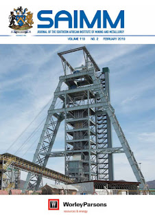 SAIMM - Journal of the Southern African Institute of Mining and Metallurgy