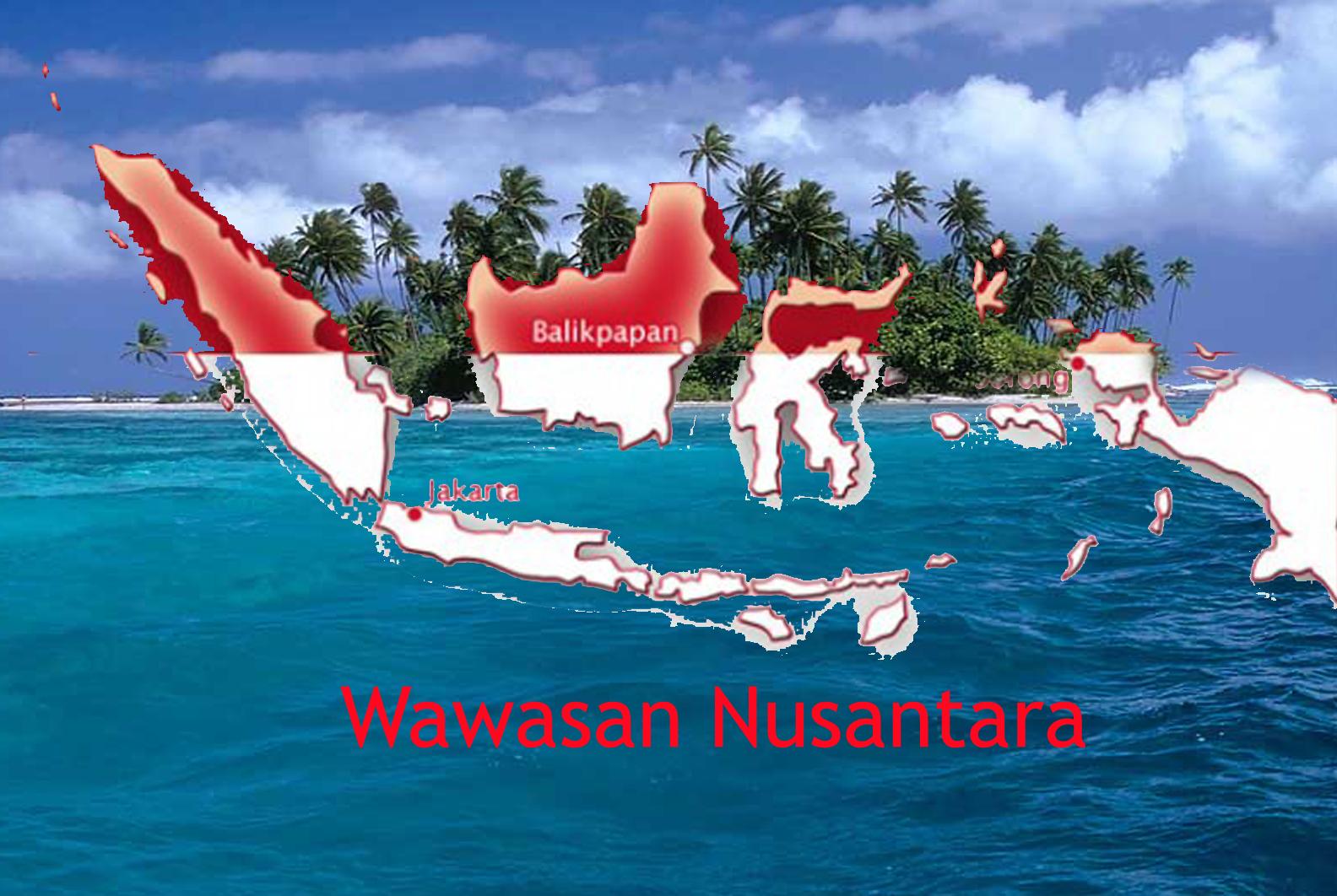 Makalah Wawasan Nusantara Makalah Bahasa Indonesia
