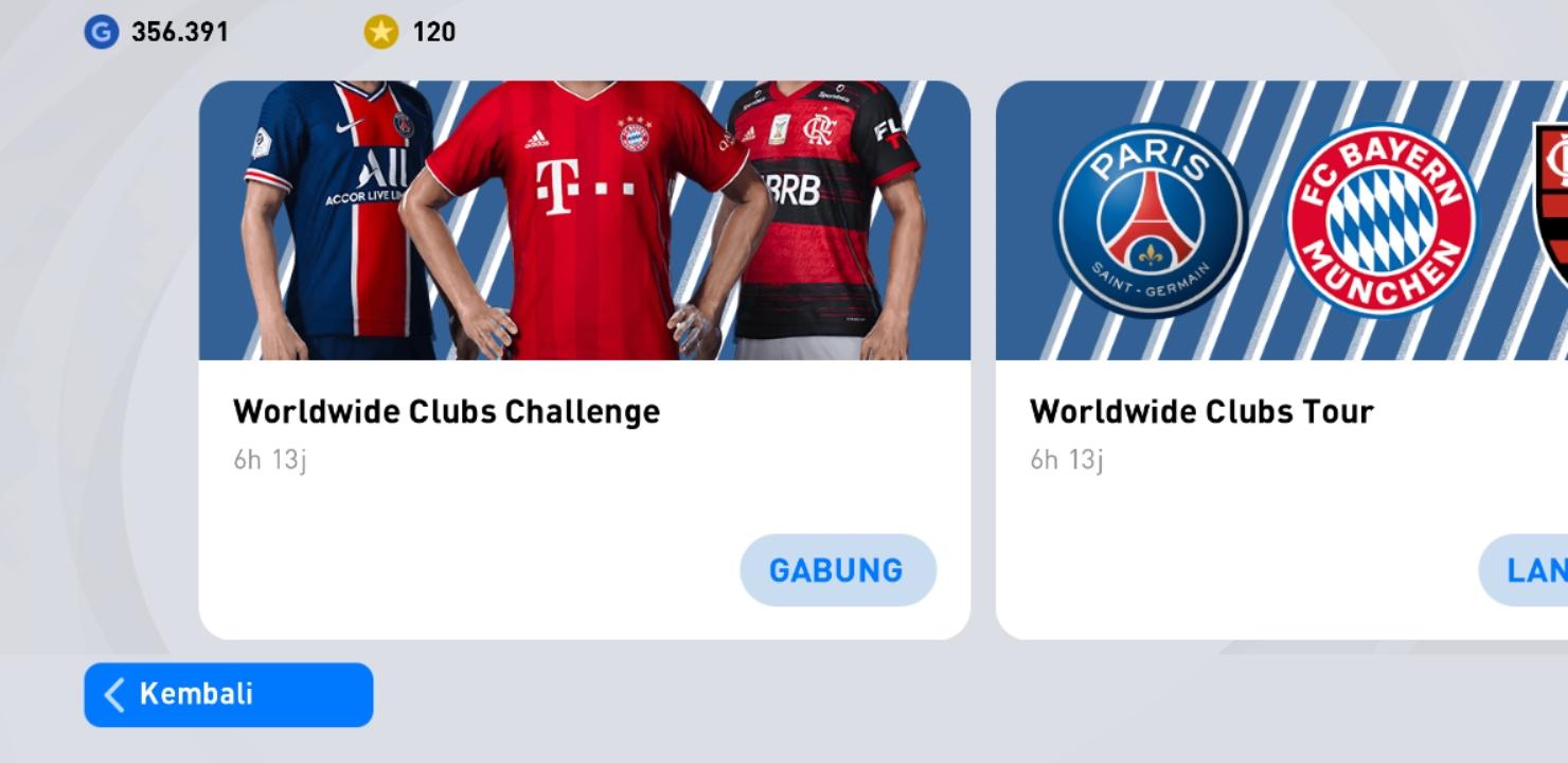 Worldwide Clubs Challenge 210111