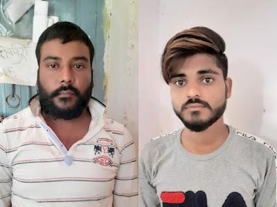 मारपीट एवं जान से मारने की धमकी देने बाले दोनों आरोपी को बैराड़ पुलिस ने किया गिरफ्तार | Bairad News