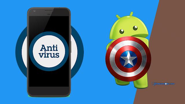 Antivirus pentru Android