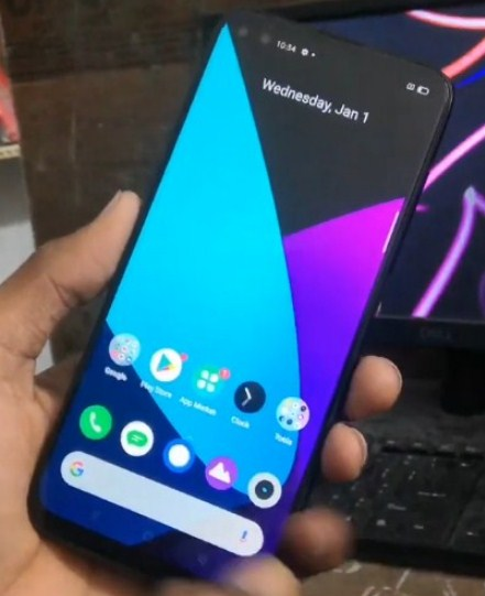Realme 6 Pro RMX2061 Remove Screen Lock Pattern / Password With DownloadTools Via Online Remotely