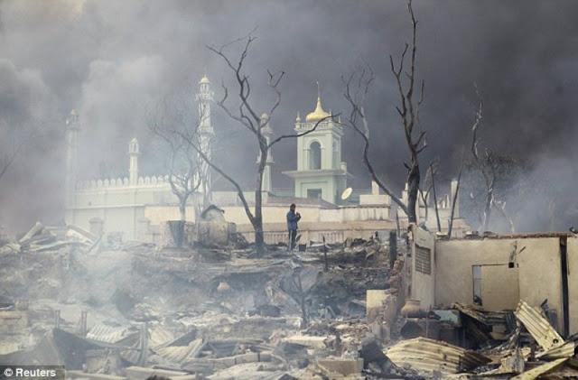 Karena Alasan Ini, Myanmar Akan Hancurkan 12 Masjid Dan 35 Madrasah Milik Umat Muslim