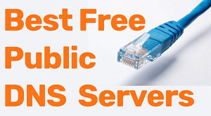 What is Free and Public DNS Server List | Benefits of