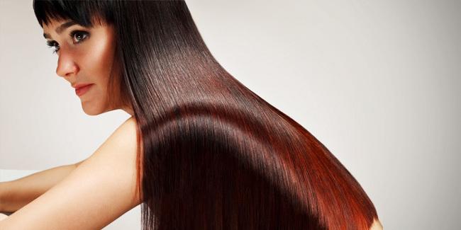 Tips Meluruskan Rambut Secara Alami Tanpa Harus ke Salon