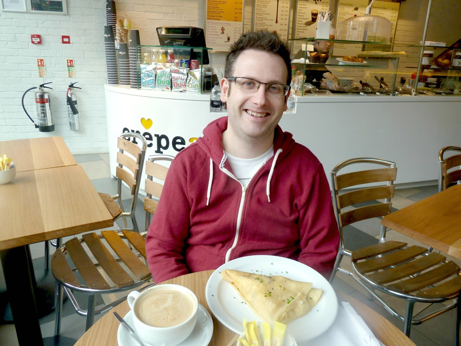 Best pancakes in Newcastle on Pancake Diary - Crepe Affaire
