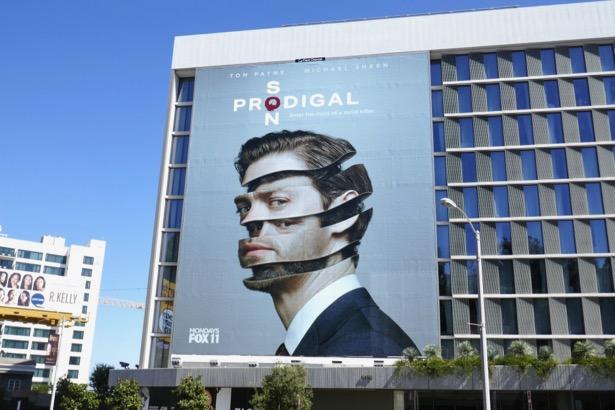Giant Prodigal Son series premiere billboard