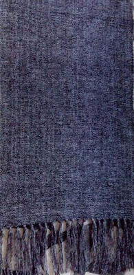 flat weave bamboo silk rug