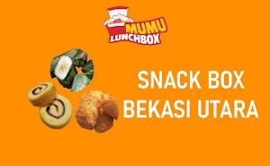 Pesan Snack Box di Bekasi Utara