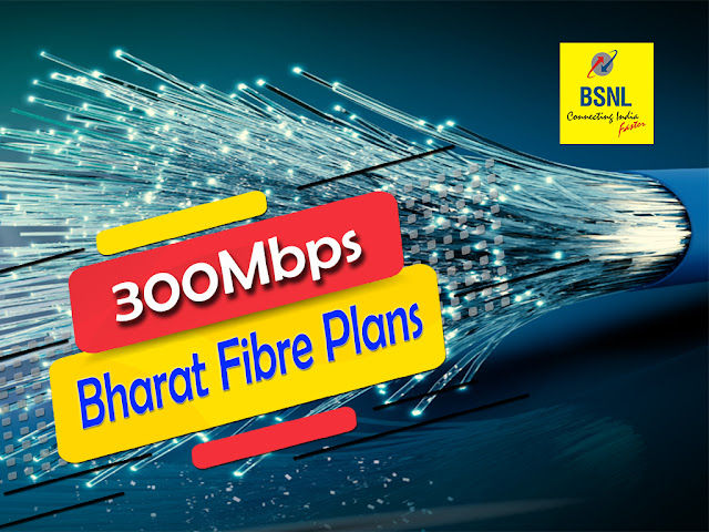 BSNL to launch 300Mbps Combo Fibre (FTTH) plans for Hon'ble MPs of Lok Sabha & Rajya Sabha from 1st August 2021