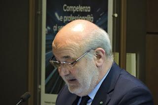 Marcucci (Confetra) all'assemblea di Confindustria
