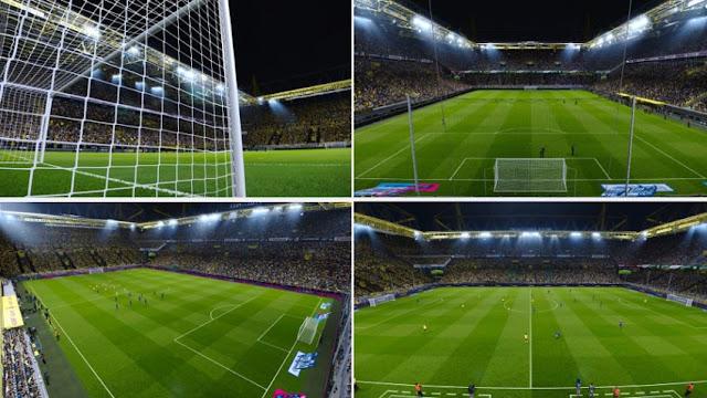 Signal Iduna Park PES 2020