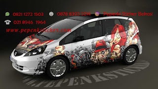 Decal honda jaz