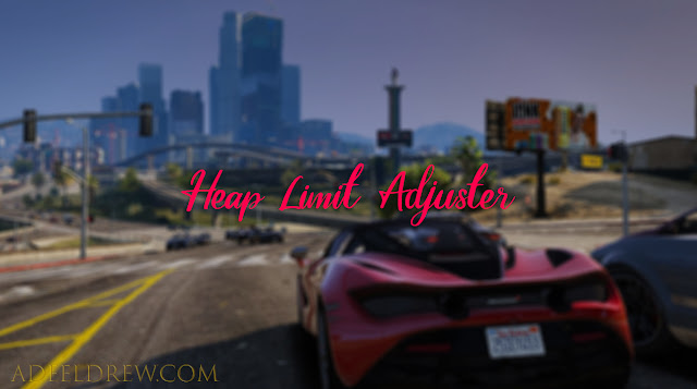 Download Heap Limit Adjuster (650 MB of heap!) Latest Version for GTA 5 - Heap Limit Adjuster 650 MB of heap New Recent Version - AdeelDrew packfile limit adjuster,heap limit adjuster,packfile limit adjuster gta 5,packfile limit adjuster unable to find pattern #9,packfile limit adjuster unable to find patterns #9,gta 5 heap limit adjuster,heap limit adjuster gta v,heap adjuster,heap limit adjuster install,heap limit adjuster in hindi,gta5 limit adjuster,heap limit adjuster gta 5 hindi,adjuster,gta 5 heap limit adjuster install,heap limit adjuster installation,pack file limit adjuster