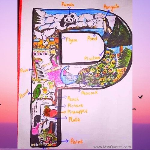 Alphabet Letter HD Wallpapers - Whatsapp DP