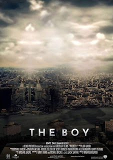 The Boy Movie Poster Background Free Stock