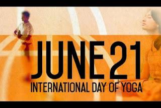 Yoga Day 2019 Mizoram
