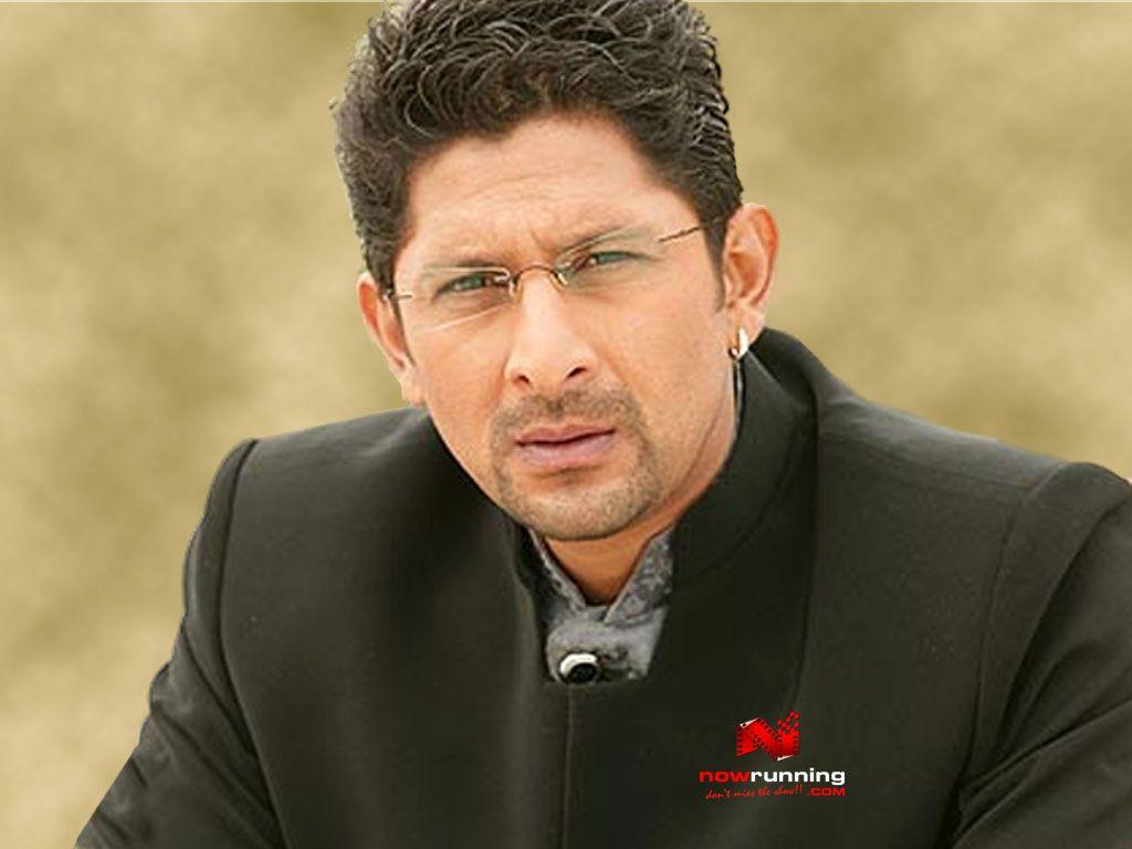Arshad Warsi in Coat