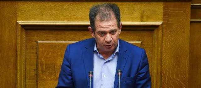 Άγνωστοι επιτέθηκαν στο σπίτι του βουλευτή του ΣΥΡΙΖΑ Δημήτρη Δημητριάδη