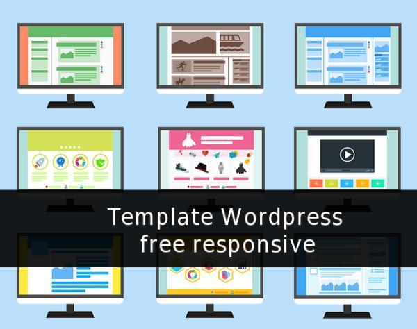 Template Wordpress free responsive