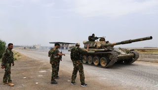 2 Tentara Syiah Asad Dibunuh Kelompok Bersenjata Tak Dikenal di Daraa