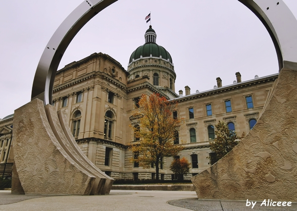 Indiana-State-House-din-Indianapolis-de-vazut