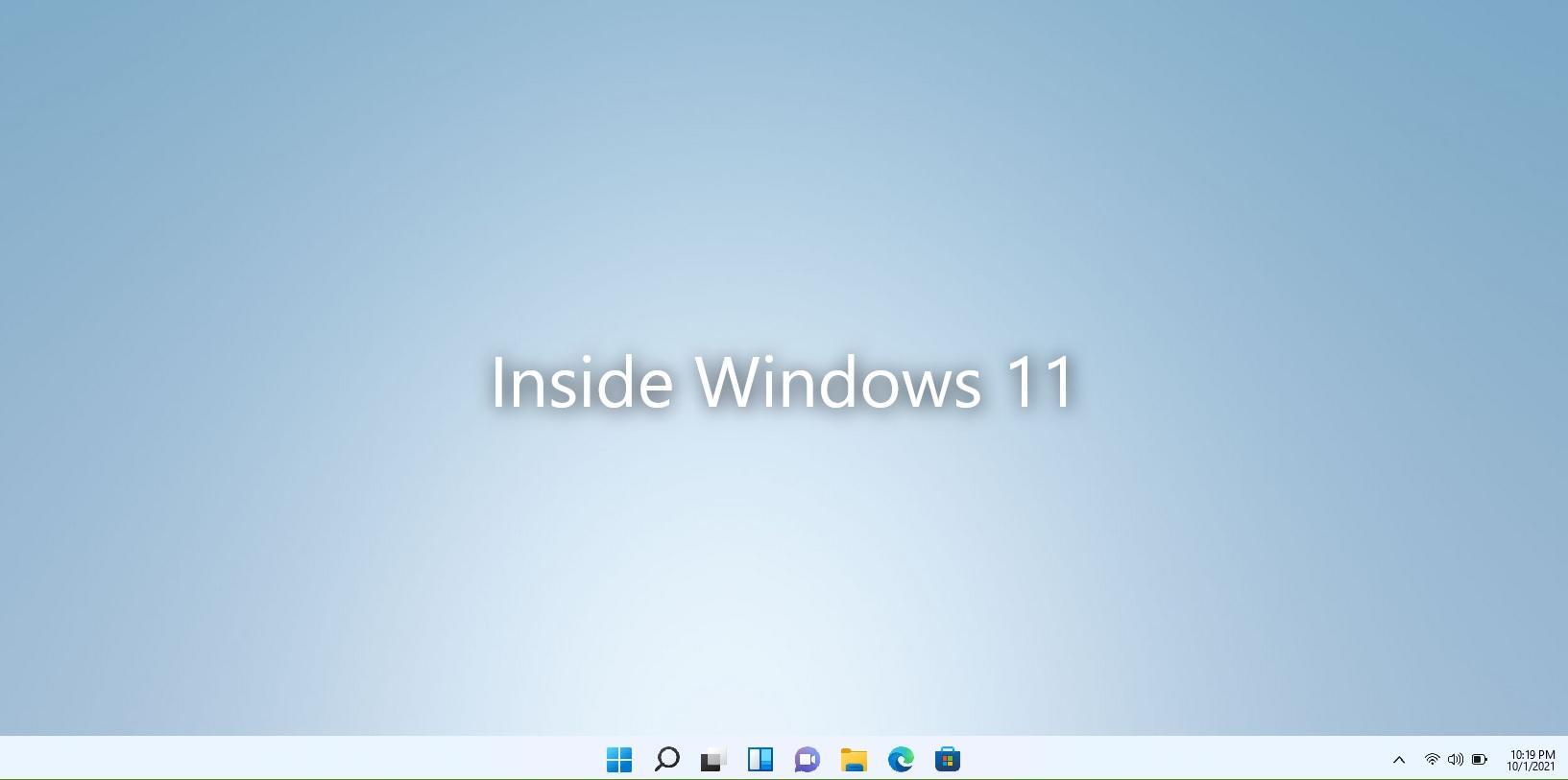 Windows 11 Come in