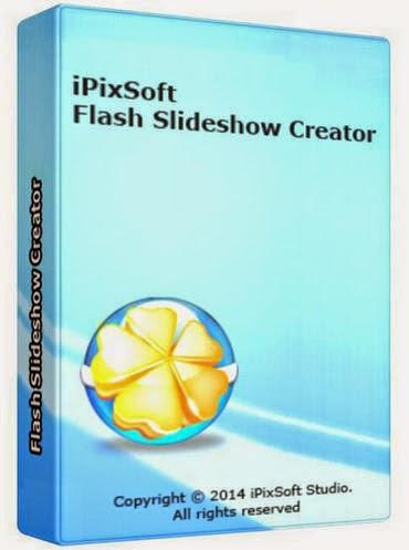iPixSoft Flash Slideshow Creator 4.4.0.0 + Crack