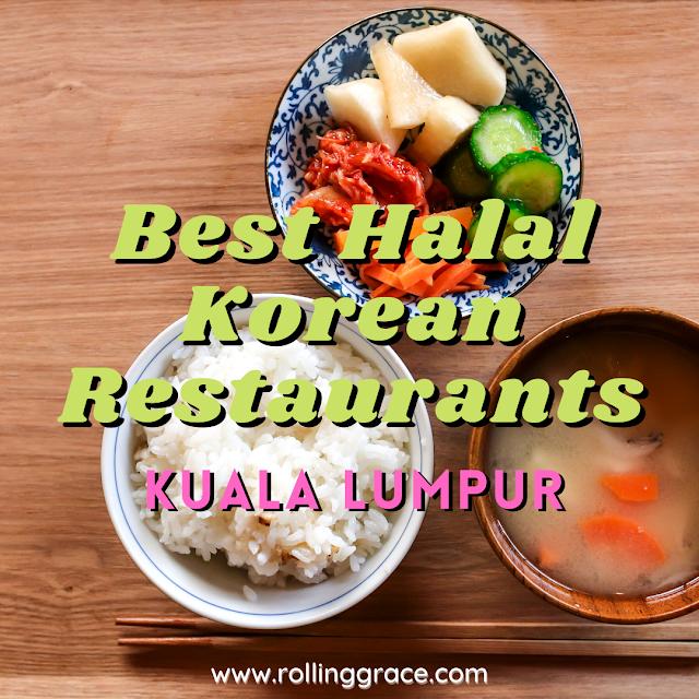 Best Halal Korean Restaurants In Kuala Lumpur