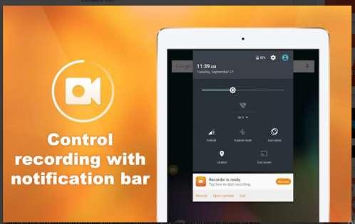 Aplikasi Perekam Layar HP: DU Recorder APK