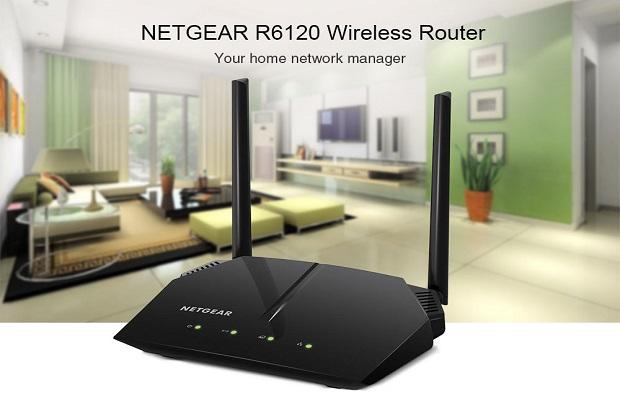 NETGEAR R6120-100PES