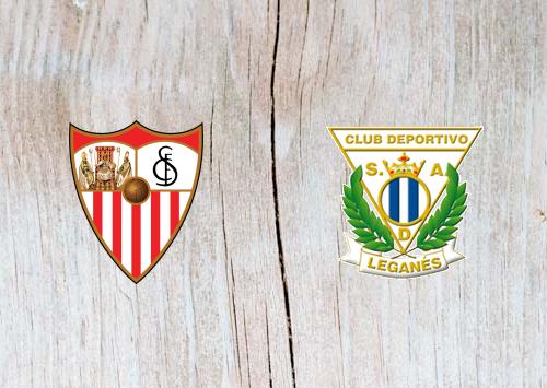 Sevilla vs Léganes - Highlights 3 May 2019