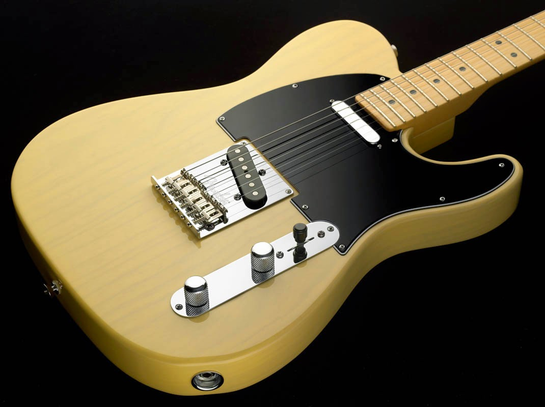 Why Teles Have More Twang and Spank Than Strats   ProfessorTone