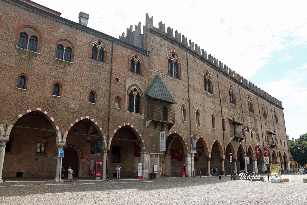 Palacio del Capitán y Magna Domus de Mantua