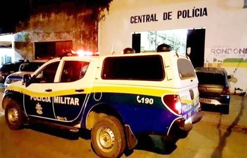 Adolescente é apreendido suspeito de estuprar mulher em Rolim de Moura