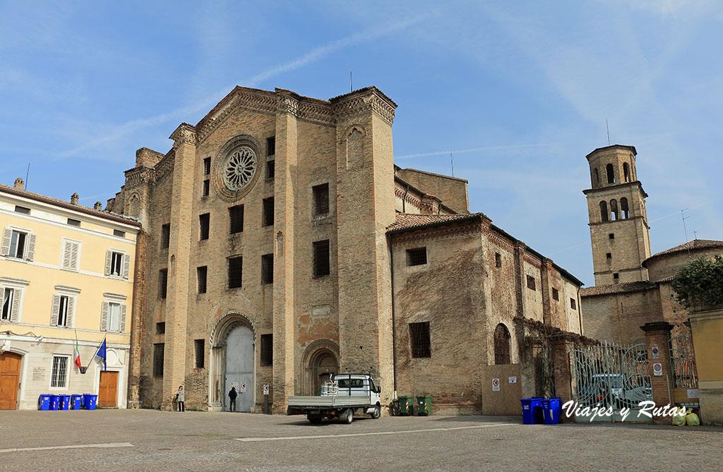 Iglesia San Francesco del Prato de Parma