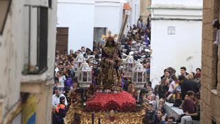 La Hdad del Nazareno de Cádiz rompe con la Agrupación Musical Virgen de la Oliva de Vejer