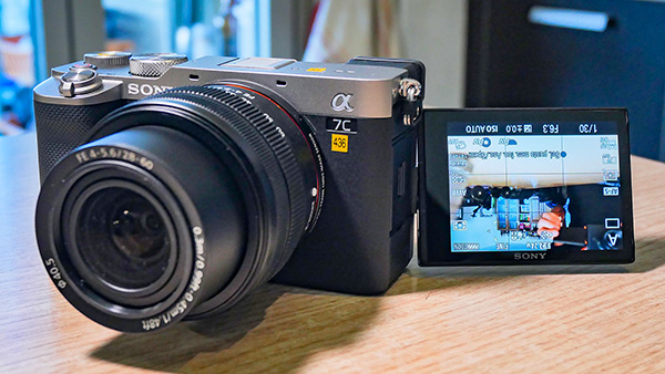 Sony presenta la nuova a7c, la mirrorless full frame più piccola al mondo