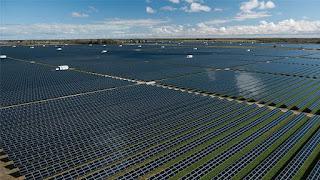 era solar net» Internacional » Comienzan a construirse las dos plantas solares más grandes del mundo en Latinoamérica