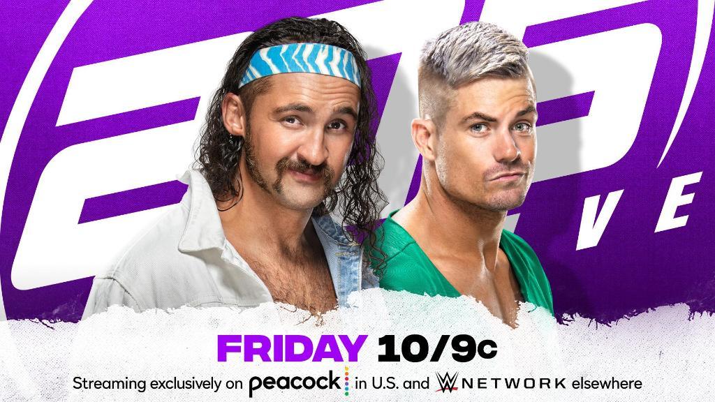 Cobertura: WWE 205 Live (25/06/2021) – Invencibilidade mantida!