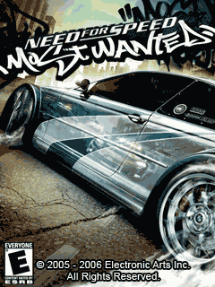 Need for Speed Most Wanted 128x160